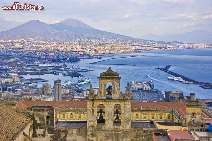 Le foto di cosa vedere e visitare a Napoli