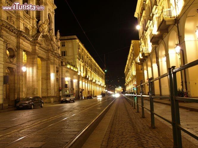 Via po una delle strade pi importanti foto torino for Mercatini usato torino