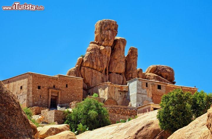 Le foto di cosa vedere e visitare a Tafraoute