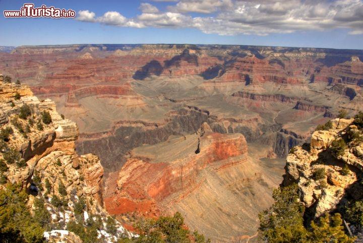 Le foto di cosa vedere e visitare a Grand Canyon