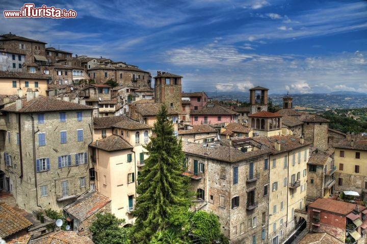 Le foto di cosa vedere e visitare a Perugia