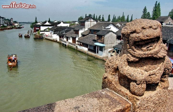 Le foto di cosa vedere e visitare a Zhouzhuang