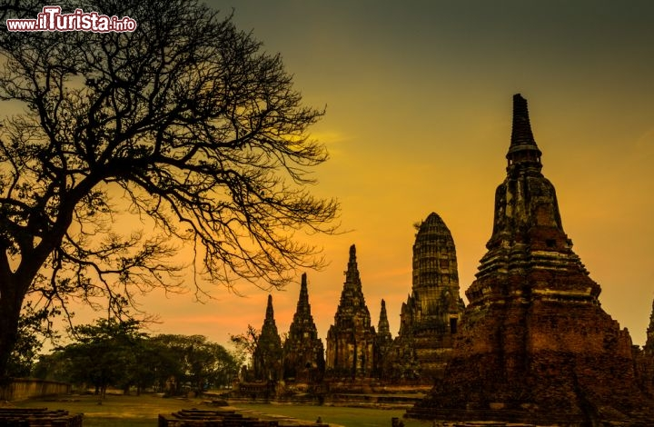 Le foto di cosa vedere e visitare a Ayutthaya