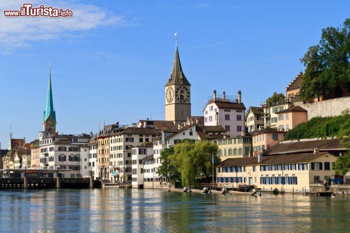 Le foto di cosa vedere e visitare a Zurigo