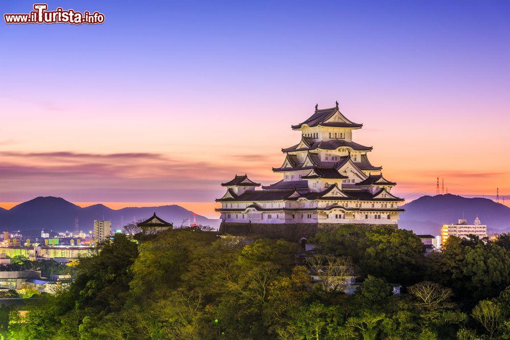 Le foto di cosa vedere e visitare a Himeji