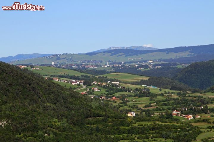 Vista panoramica dell 39 altopiano di asiago foto asiago for Altopiano di asiago appartamenti vacanze