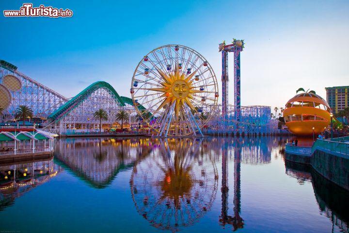 Le foto di cosa vedere e visitare a California