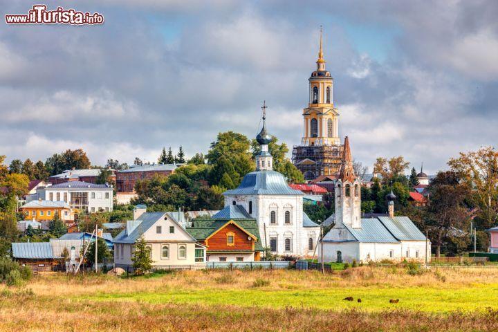 Le foto di cosa vedere e visitare a Suzdal