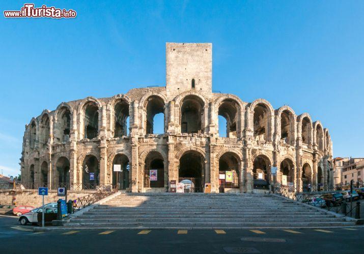 Le foto di cosa vedere e visitare a Arles