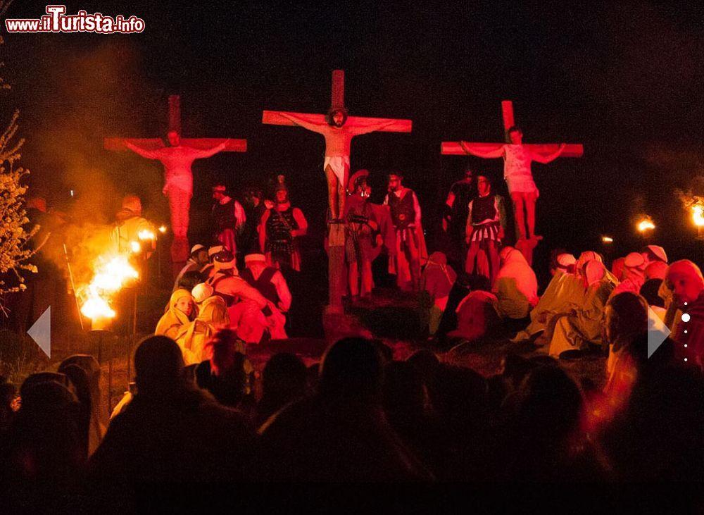 Passio, Passione e Morte di Gesù Cristo Apecchio