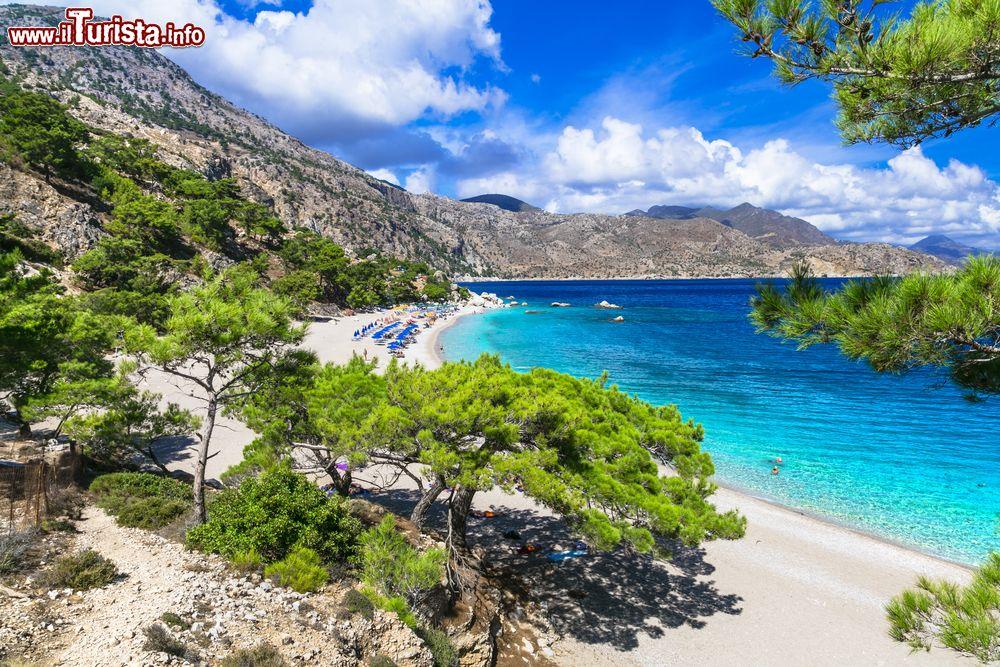 Le spiagge pi belle di karpathos tra sabbia bianca e - Immagini di spongebob e sabbia ...