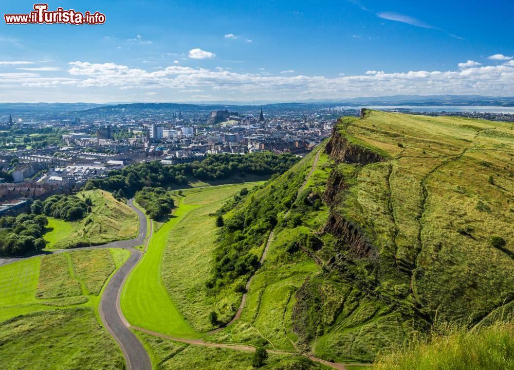 Le foto di cosa vedere e visitare a Edimburgo