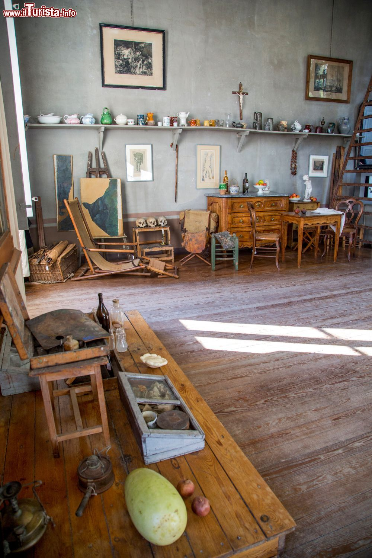 Atelier de Cézanne: lo studio del grande ...   Foto Aix-en-Provence