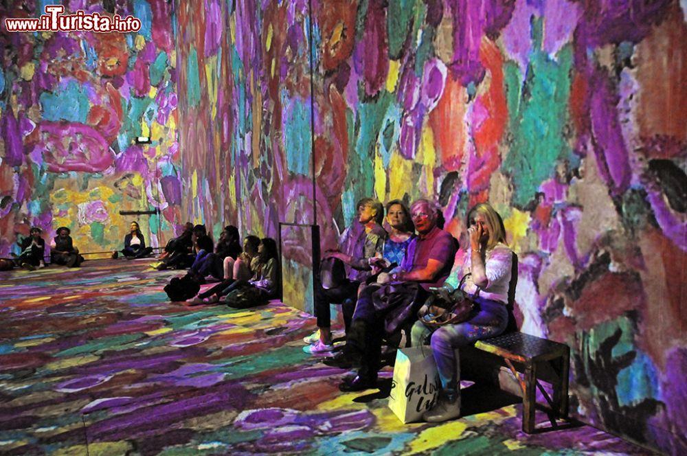 Klimt e Hundertwasser Parigi