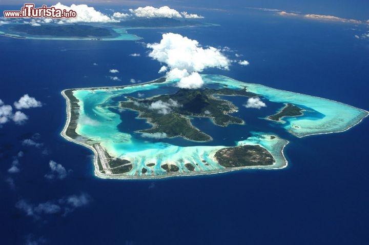 Le foto di cosa vedere e visitare a Bora Bora