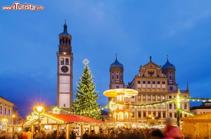 Augsburger Christkindlesmarkt Augusta