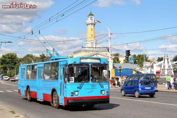 Per raggiungere kostroma oltre a treno e aereo - Si puo portare l ombrello in aereo ...