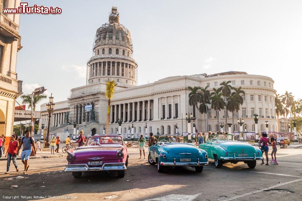 Le foto di cosa vedere e visitare a Havana