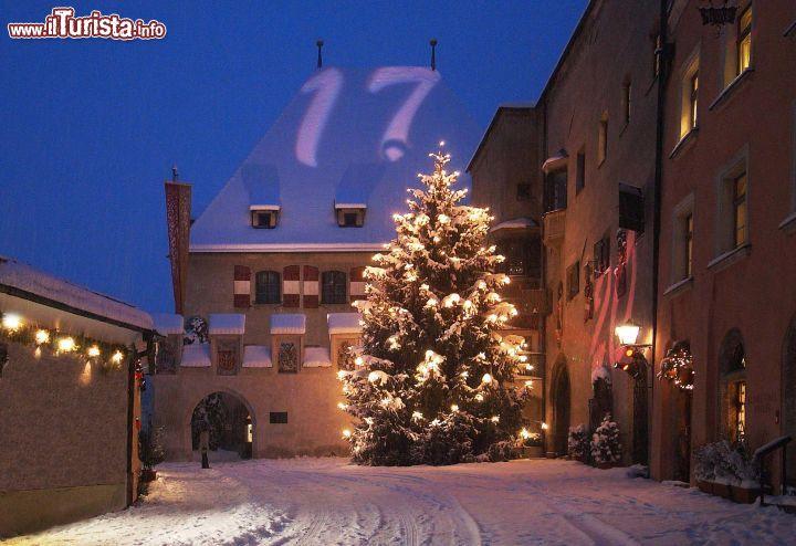 Mercatini di Natale 2017 Hall in Tirol