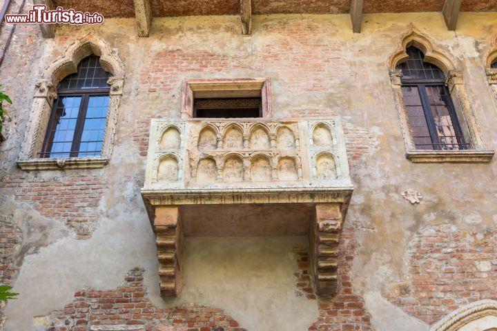 Balcone di Romeo e Giulietta a Verona - Uno dei ...   Foto Verona