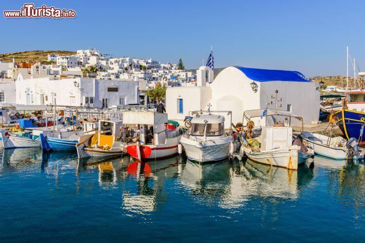 Le foto di cosa vedere e visitare a Paros