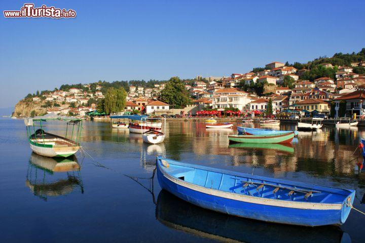 Le foto di cosa vedere e visitare a Ohrid