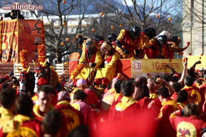 Storico Carnevale di Ivrea Ivrea