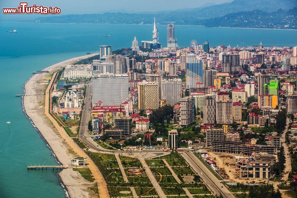 Le foto di cosa vedere e visitare a Batumi