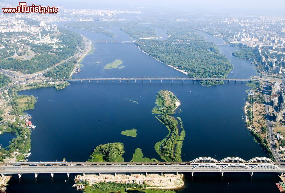Le foto di cosa vedere e visitare a Kiev