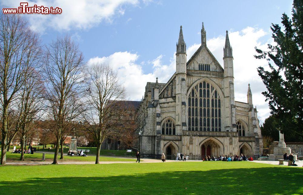 Le foto di cosa vedere e visitare a Winchester