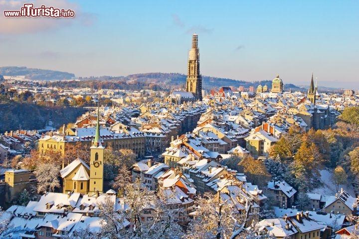 Mercatini di Natale 2016 Berna