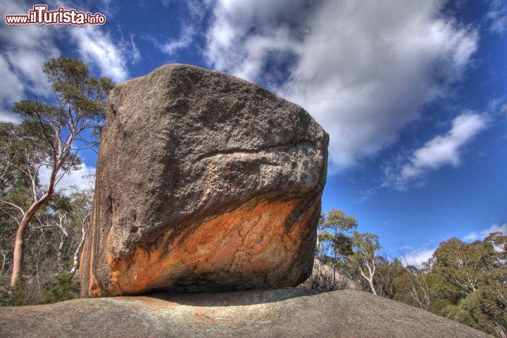Boboyan trig namadgi national park canberra foto