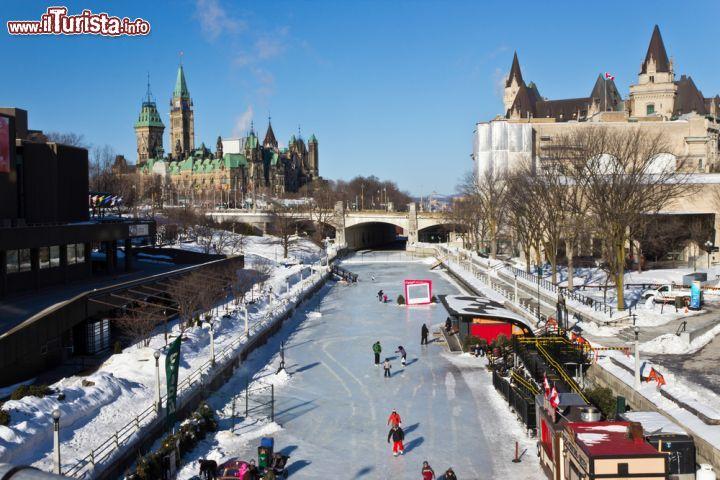 Le foto di cosa vedere e visitare a Ottawa