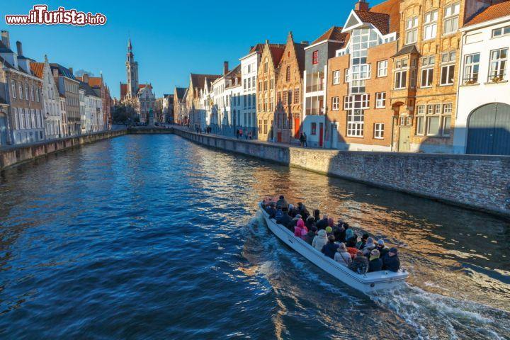 Crociera fluviale nelle Fiandre