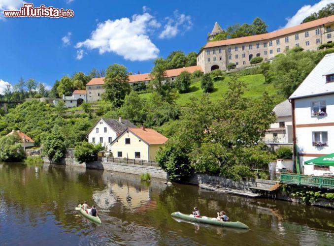 Le foto di cosa vedere e visitare a Rozmberk nad Vltavou