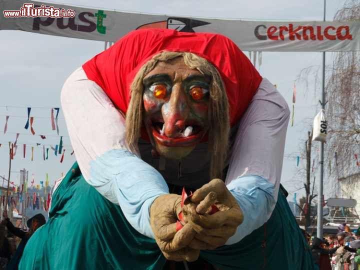 Pustni karneval v Cerknici Cerknica