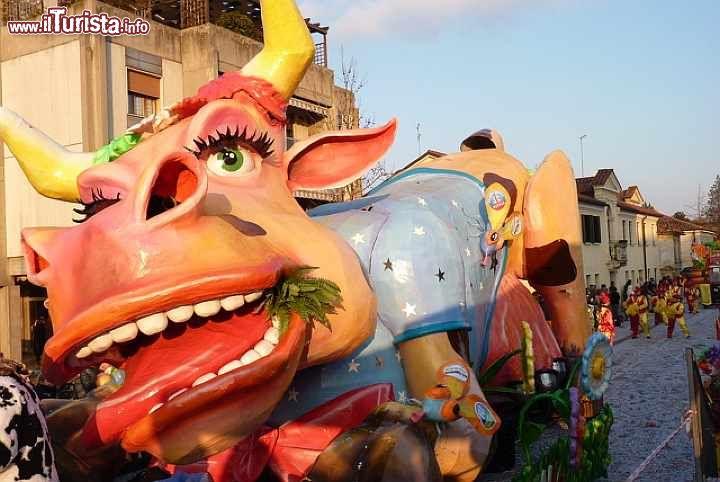 Carnevale della Monica Salzano