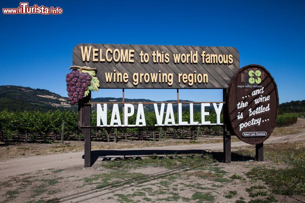Le foto di cosa vedere e visitare a Napa