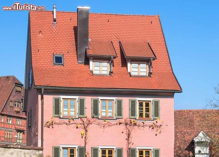 Casa nel centro storico di rottweil germania foto for Casa colonica vivente del sud