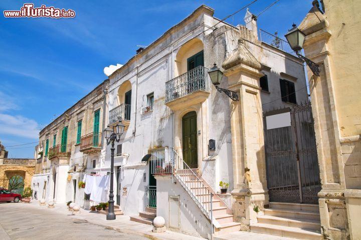 Una casa signorile all 39 interno del borgo foto for Interno di una casa