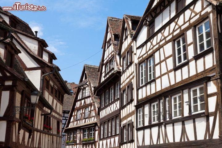 Case a graticcio di strasburgo francia farnia for Fotografie di case