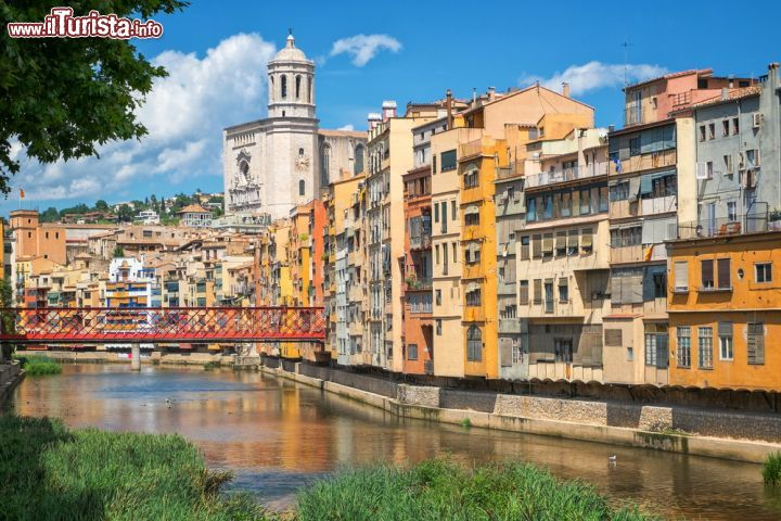 Le foto di cosa vedere e visitare a Girona