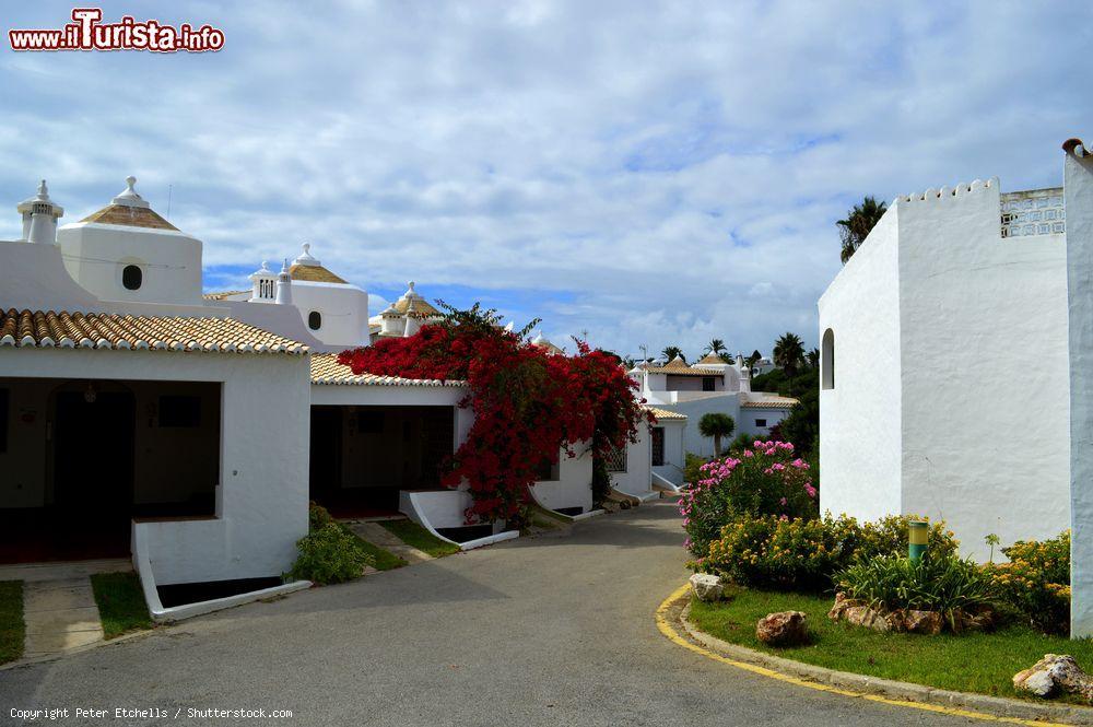 Case eleganti nel villaggio di armacao de pera foto for Case eleganti