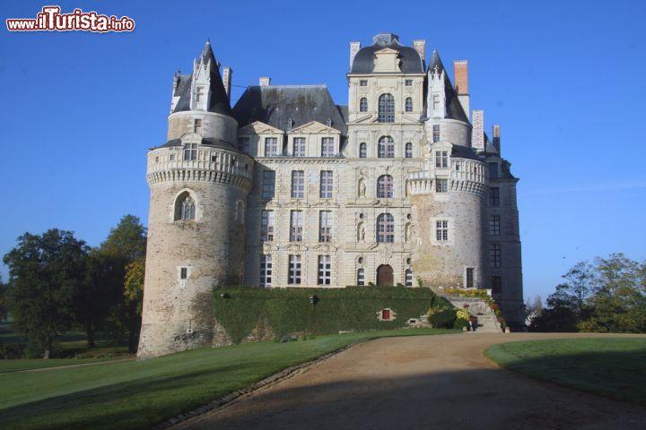 Il castello di brissac quinc foto brissac quince - Simboli di immagini della francia ...
