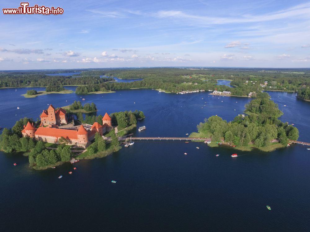 Le foto di cosa vedere e visitare a Lituania