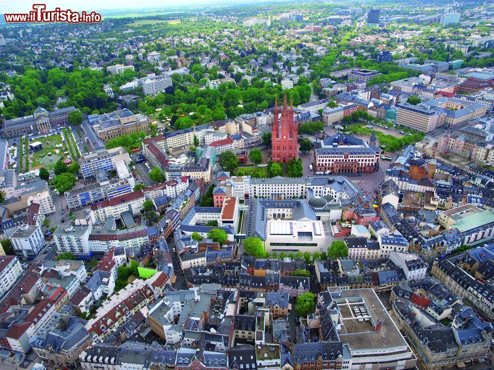 Le foto di cosa vedere e visitare a Wiesbaden