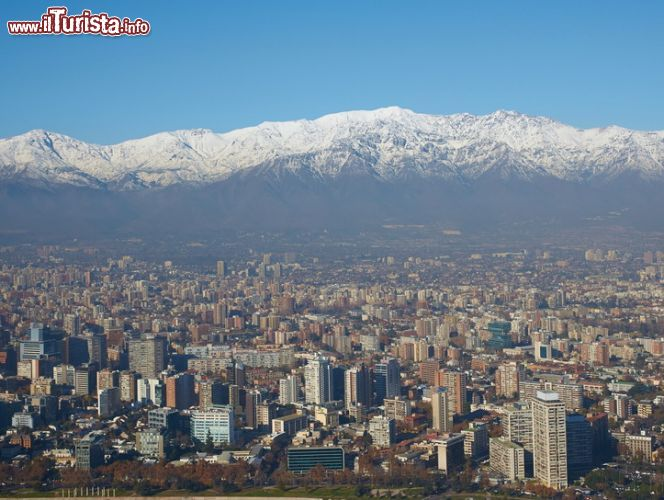 Le foto di cosa vedere e visitare a Santiago del Cile