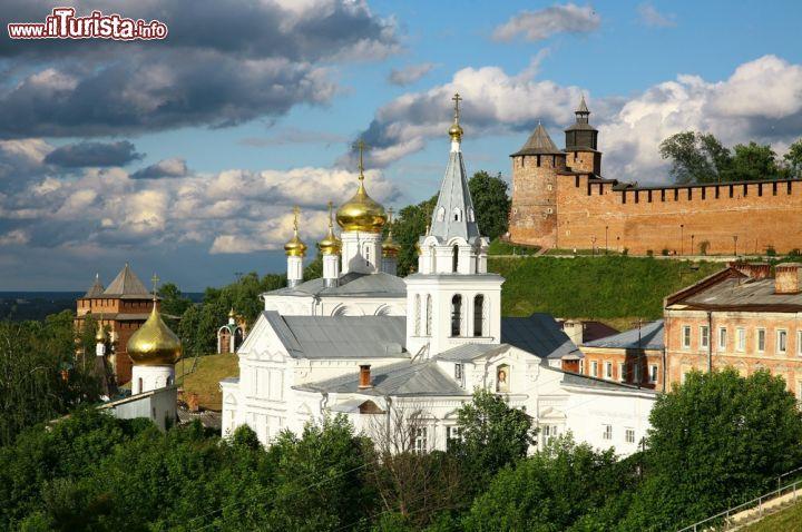 Le foto di cosa vedere e visitare a Nizhny Novgorod
