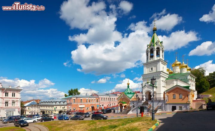 Il centro di un flebologiya in San Pietroburgo