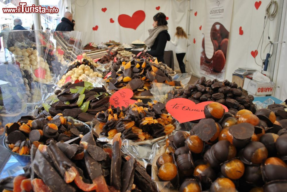 Cioccolentino, il festival del cioccolato Terni